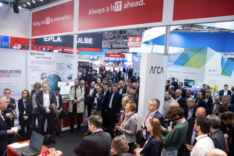 Showcasing Swiss Innovation at the HANNOVER MESSE 2021