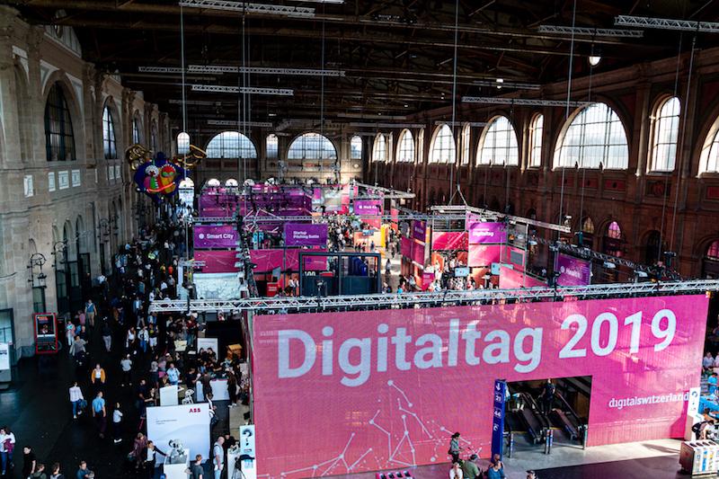 Mitreden, Lernen und Spass: Das war der Digitaltag 2019