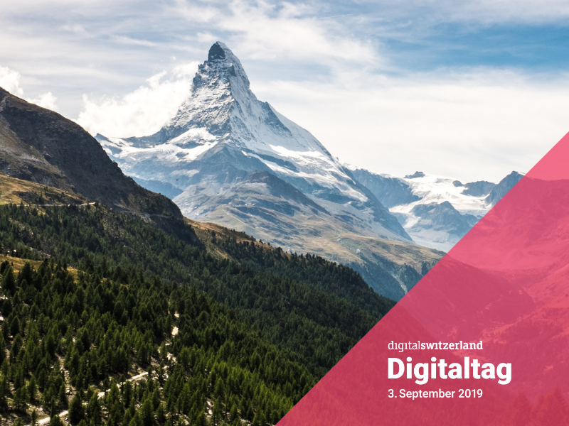 Swiss Data Space – ein vertrauenswürdiger Datenraum für digitale Selbstbestimmung in der Schweiz