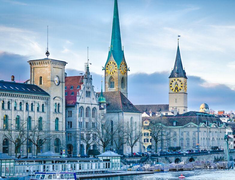 Innovation in Zürich, Innovation schweizweit