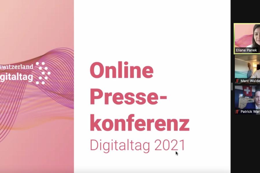 Kick Off für den Digitaltag 2021 – 6 Wochen voller Inspiration beginnen jetzt!