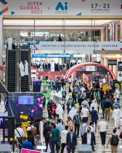 SWISS Pavilion represented at the largest technology trade fair in the Middle East